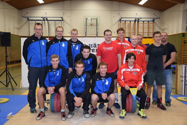 KSC Bad Häring/Kufstein - WKG HSV Langenlebarn/FAC Gitty City (Mannschaftsphoto)