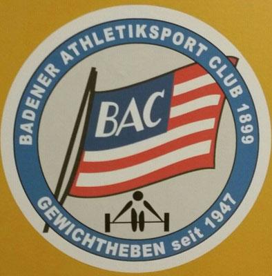 Vereinslogo Badener Athletiksportclub