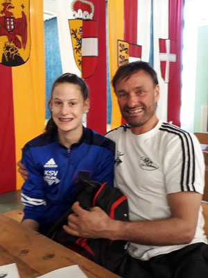 Tochter & Papa (Lamparter Anna und Hannes)