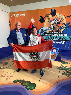 ÖGV Präsident Peya Gerhard & Steiner Victoria (KSV-Rum)
