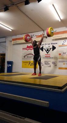 Babatunde Daniel Oluwayinka (WKG AK Innsbruck/USC Dornbirn)