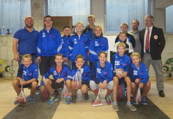 Teilnehmer 2. Runde Tiroler Schüler-u. Jugendcup 2015