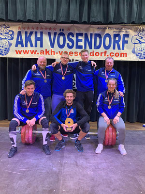 Mannschaftsphoto WKG Bad Häring/KSV-Rum