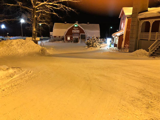 Stimmungsvolles Bild aus Lahti