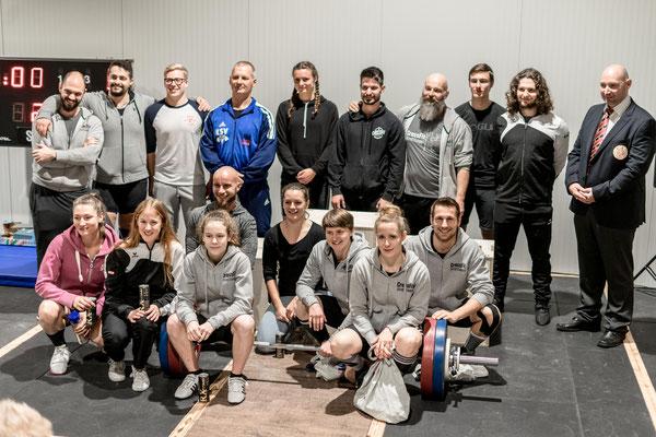 Gruppenphoto Tirol-Cup 3. Runde