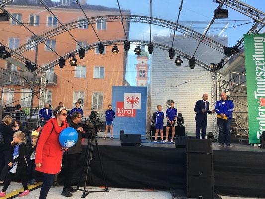 KSV-Rum beim Tag der offenen Tür am Landhausplatz (26.10.2018)