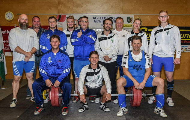 Mannschaft AC ASKÖ-Feldkirchen & KSV-RUM