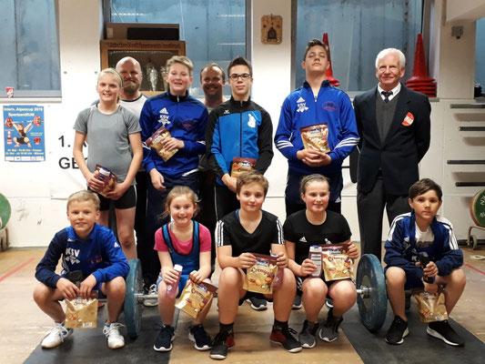 Gruppenphoto 2. Runde Tiroler Schüler-u. Jugendcup