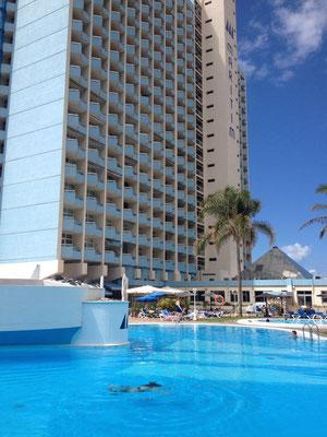 Hotel in Teneriffa