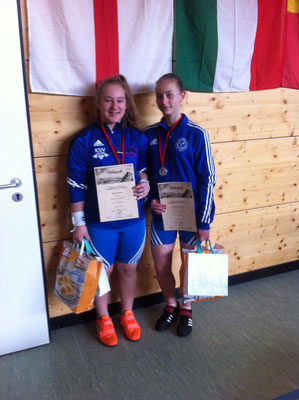 Steiner Victoria (KSV-Rum) & Matjuhhina Angelina (Estland)