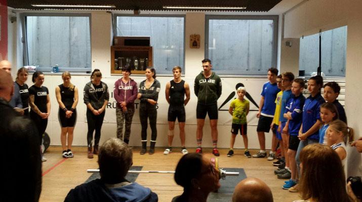 Siegerehrung Schüler-u. Jugendcup & Neulingscup