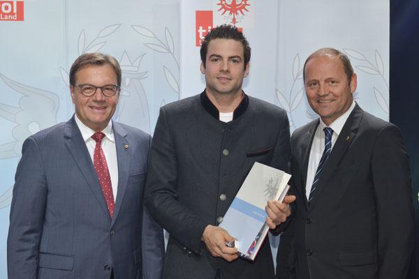 Auszeichnung Perktold Patrick (KSC Bad Häring/Kufstein)