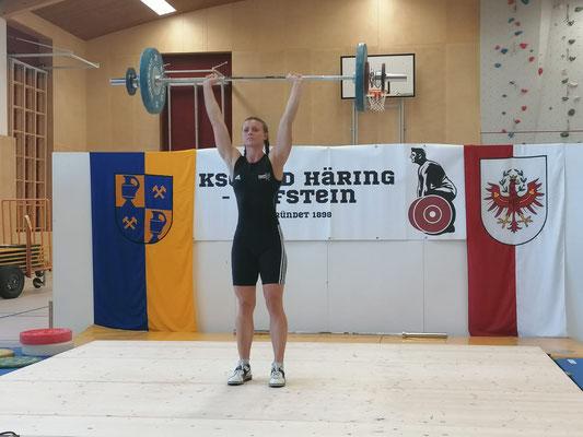 Kirchner Nadine (SC Kroftlaggl Kirchbichl)