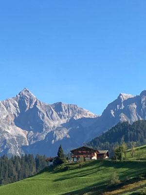Wunderschöne Landschaft in Maria Alm