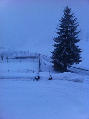 Winterlandschaft Maria Alm