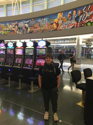 Casino Besuch in Las Vegas