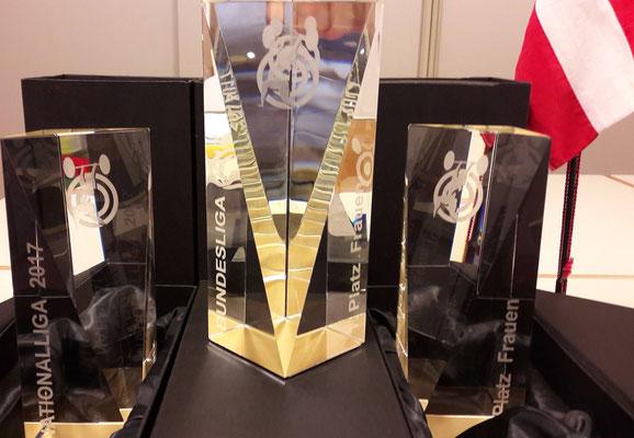 Ehrenpreise Bundesligafinale 2017
