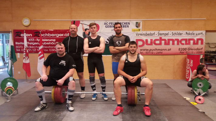 WKG AK Innsbruck/USC Dornbirn