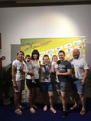 Fanclub & Familie von Steiner Victoria