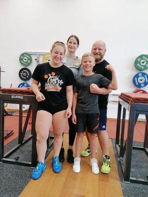 Steiner Victoria - Lamparter Anna - Stöckl Josef - Steiner Harald (KSV-Rum)