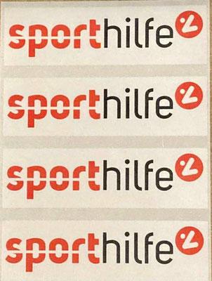 Sporthilfe-Zeichen