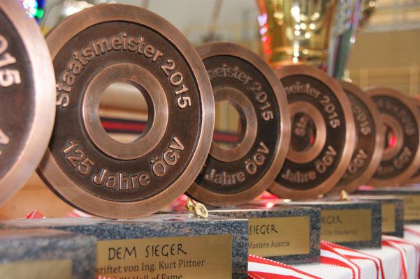 Ehrenpreise Staatsmeisterschaft 2015