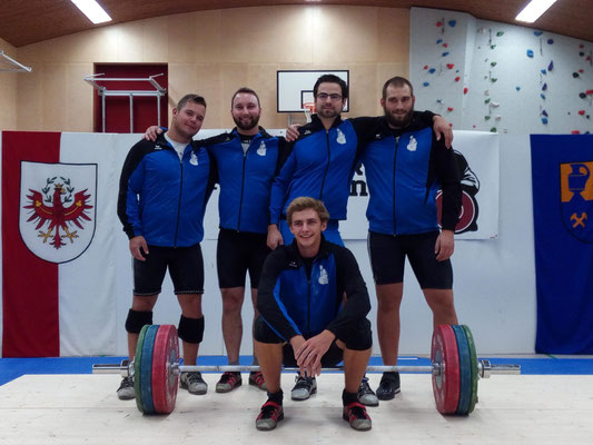 Mannschaft KSC Bad Häring/Kufstein