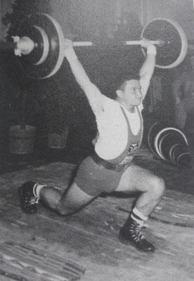 Töpfer Hermann - Der Gewichtheber