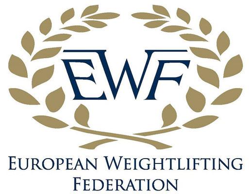 Logo European Weightlifting Federation