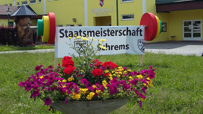 Staatsmeisterschaft 2016 in Schrems