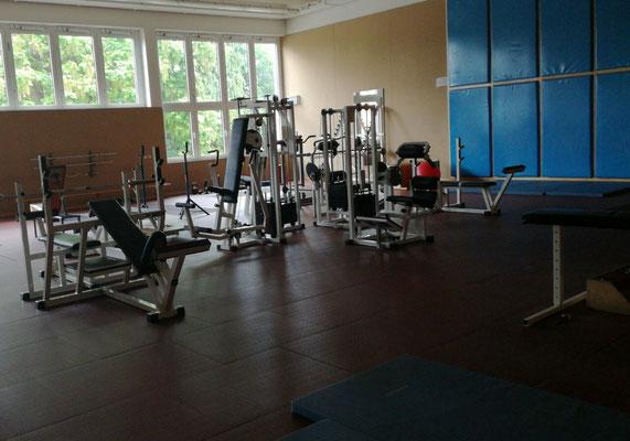 Olympisches Trainingszentrum in Kienbaum (Deutschland)