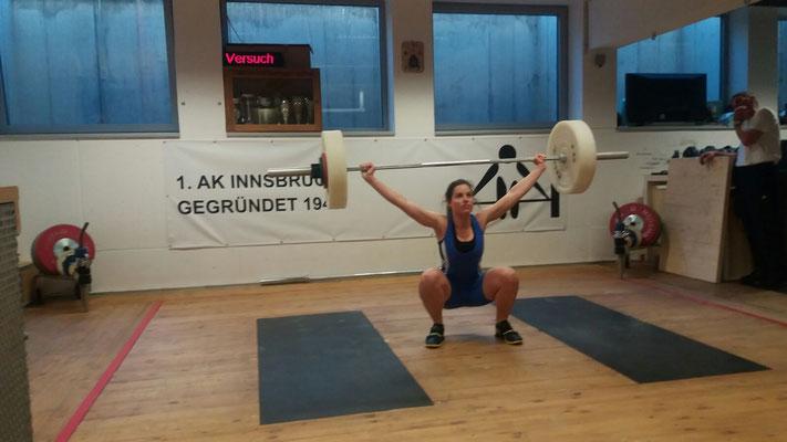 Hechenberger Sabrina (WKG AK Innsbruck/USC Dornbirn)