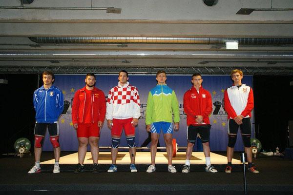 Vorstellung Gruppe 5 (U20 - Männer)