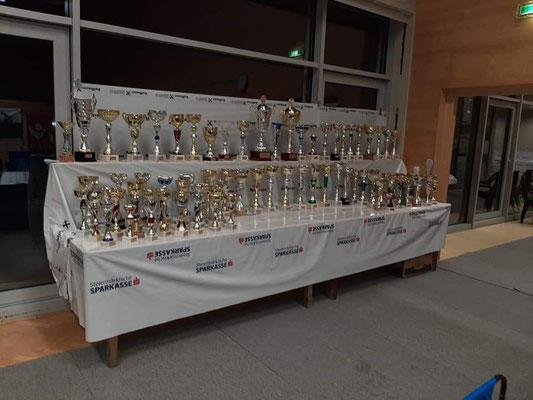 Siegerpokale und Ehrenpreise