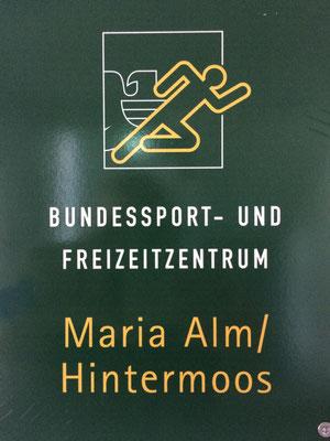 Logo Bundessport-u. Freizeitzentrum Maria Alm/Hintermoos