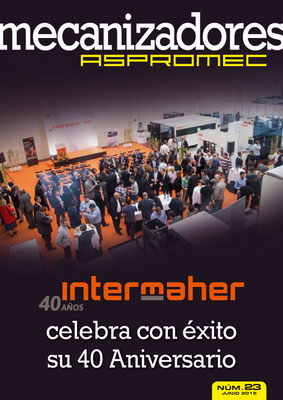 Revista Mecanizadores Aspromec 23. Junio 2015