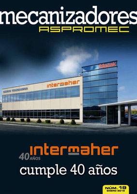 Revista Mecanizadores Aspromec 19. Enero 2015
