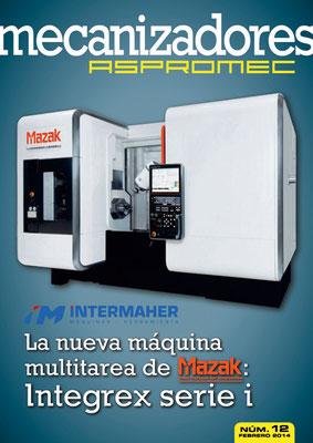 Revista Mecanizadores Aspromec 12. Febrero 2014