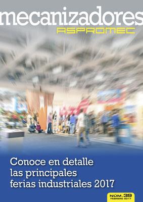 Revista Mecanizadores Aspromec 39. Febrero 2017
