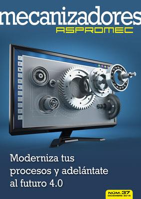 Revista Mecanizadores Aspromec 37. Diciembre 2016