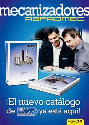 Revista Mecanizadores Aspromec 14. Abril 2014