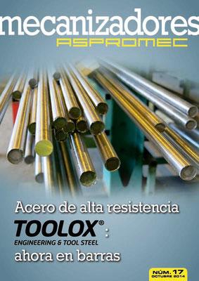 Revista Mecanizadores Aspromec 17. Octubre 2014