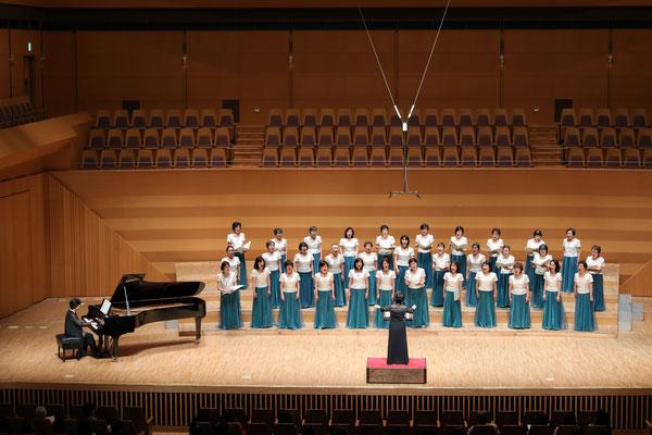 女声合唱団千早 第20回定期演奏会 第4ステージ 日本のうた