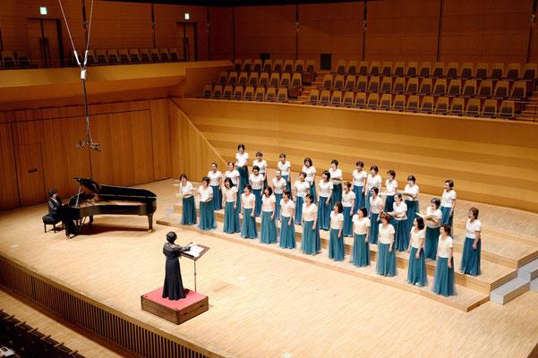 女声合唱団千早 第20回定期演奏会 第3ステージ 木下牧子作品集