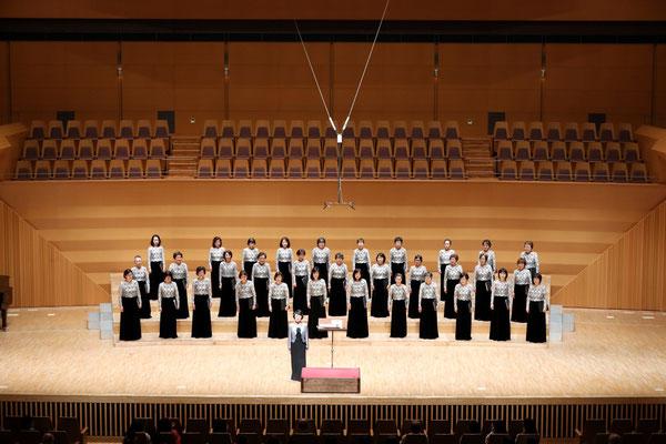 女声合唱団千早 第20回定期演奏会 第1ステージ グレゴリオ聖歌