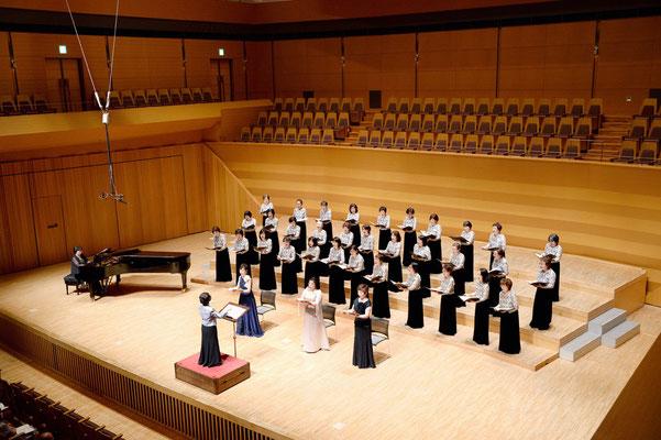 女声合唱団千早 第20回定期演奏会 第2ステージ モーツァルト ミサ k.275