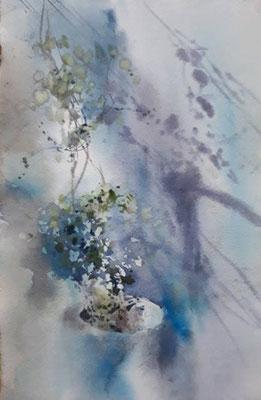 Aquarelle de Bénédicte Stef-Frisbey