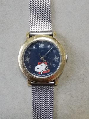 電池交換を終えてピカピカなった腕時計!