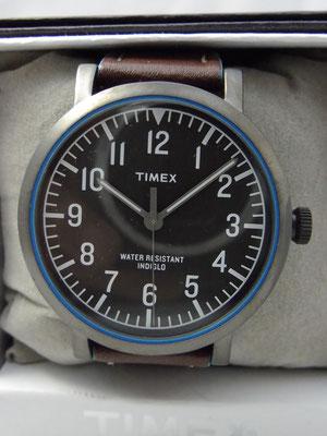 [タイメックス] TIMEX クラッシック ラウンド インディグロ®ナイトライト Ref T2P506
