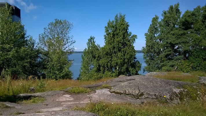 More blue skies in Helsinki